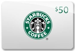Enter Our Toothy Trivia Contest to Win a $50 Starbucks Gift Card!