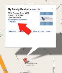Wondering How to Leave Reviews of My Family Dentistry?