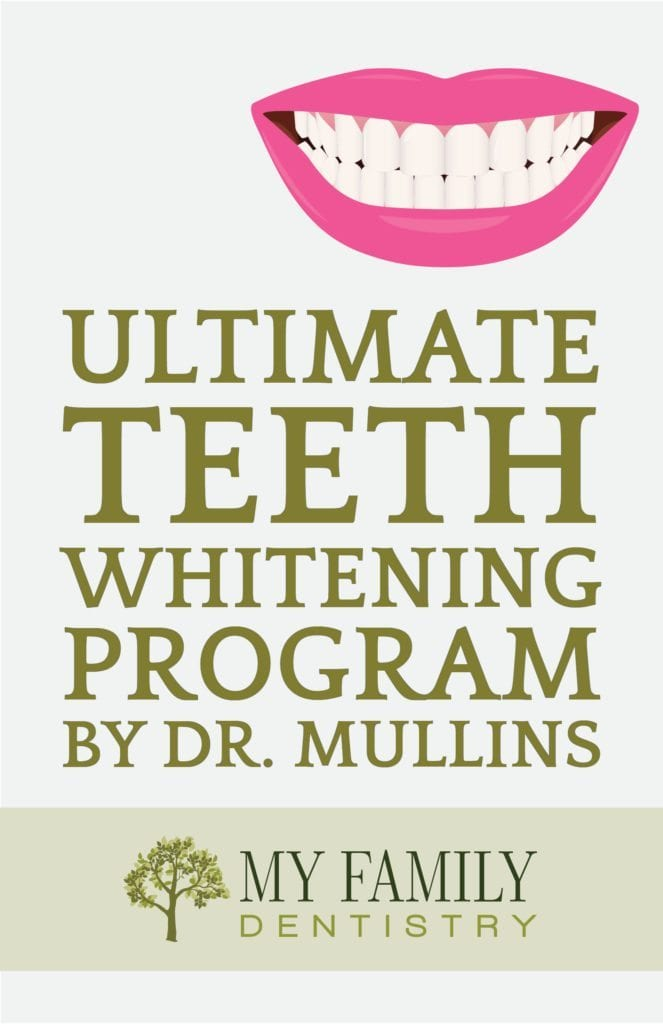 FREE: The Ultimate Teeth Whitening Program from Dr. Mullins