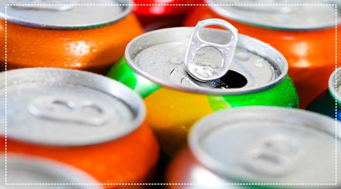 Dental Erosion? Soda and Fruit Juice Could Be the Culprits