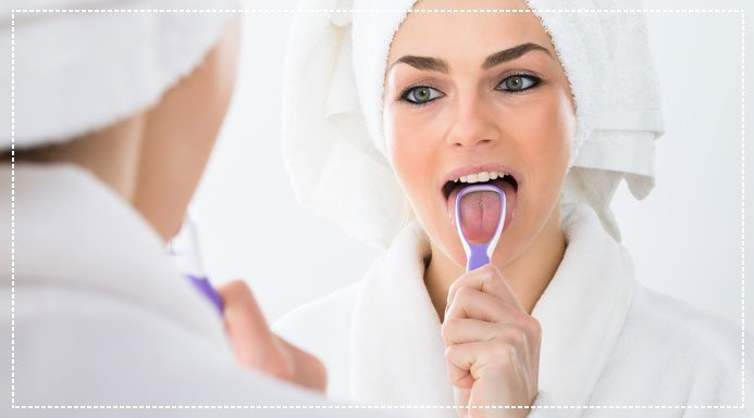 how to get rid of bacteria from tongue reddit