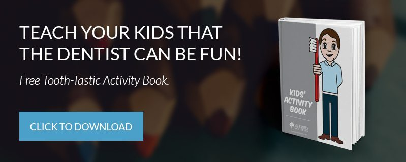 My Family Dentistry: Kids' Activity Book